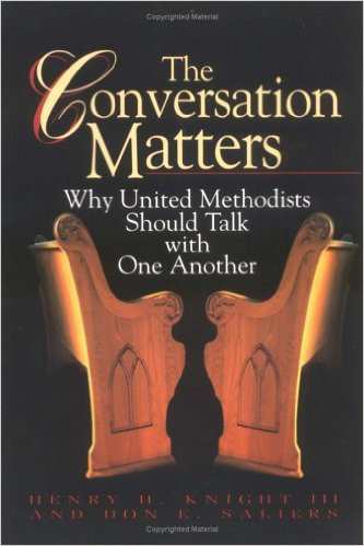 The Conversation Matters book cover