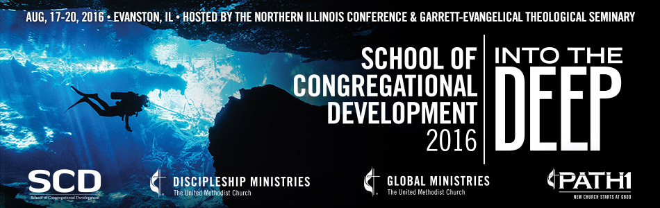 School of Congregational Development 2016