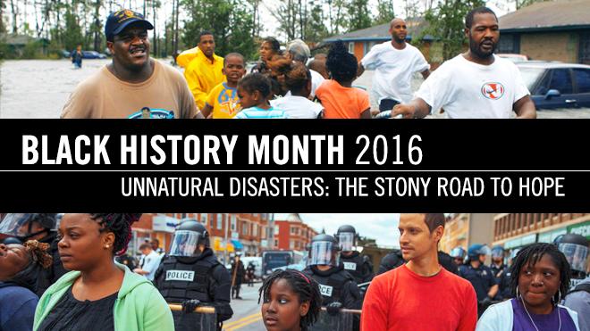 Black History Month 2016