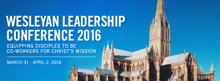 Wesleyan Leadership Conference 2016
