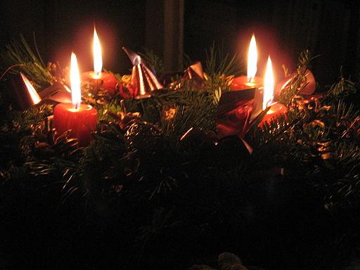 Advent Wreath - Eastern Europe