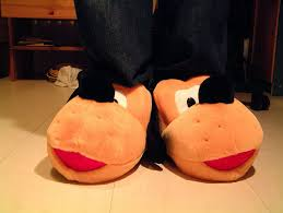 Pluto Slippers