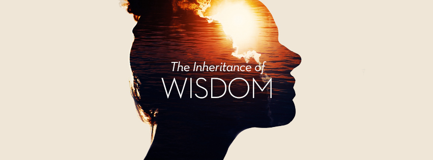 The Inheritance of God: WISDOM silhouette