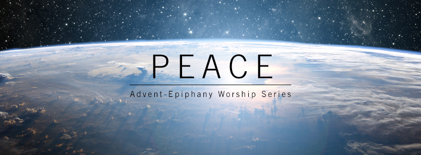 Peace - Christmas Eve Facebook cover