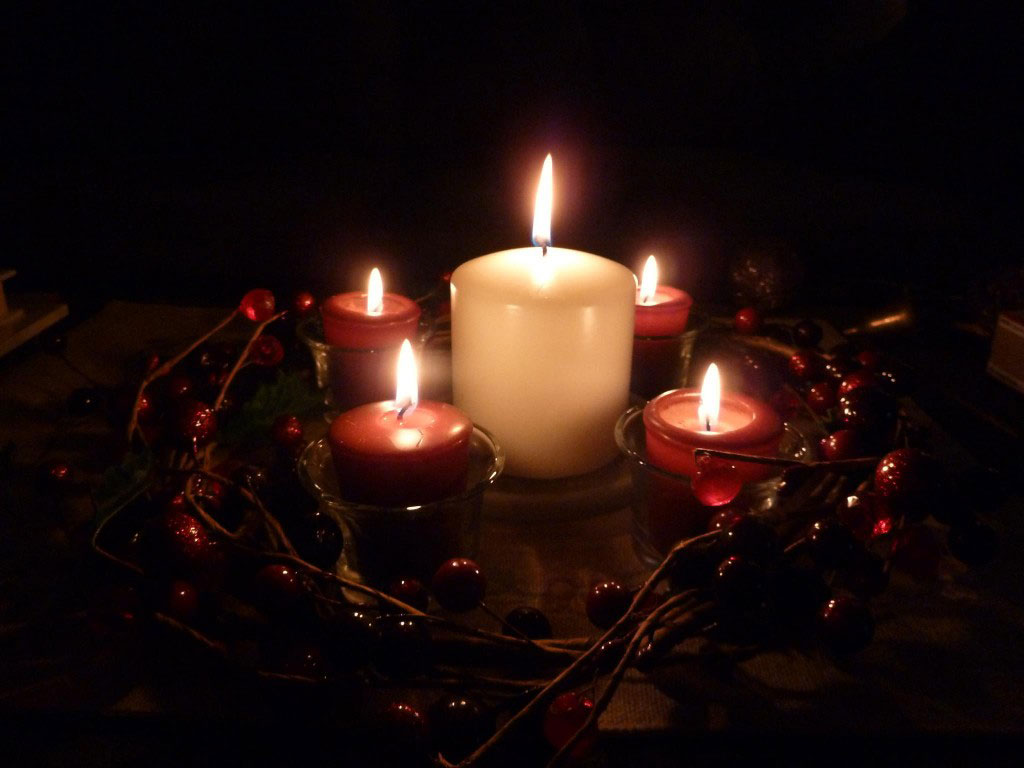 advent candles beautiful worship - photo #6