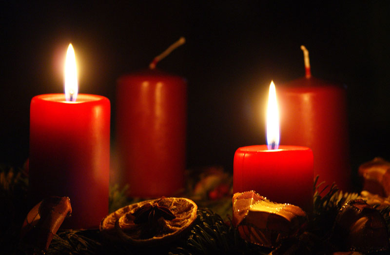advent candles beautiful worship - photo #44