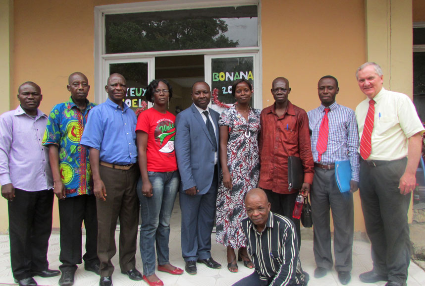Central Congo Conference Publishing Team