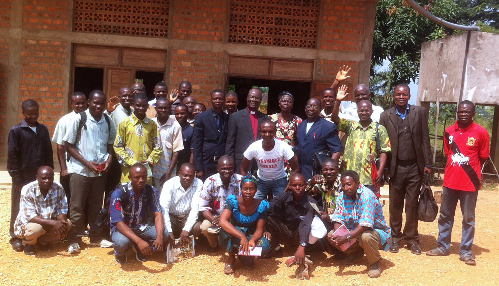 East Congo Episcopal Area Publishing Team