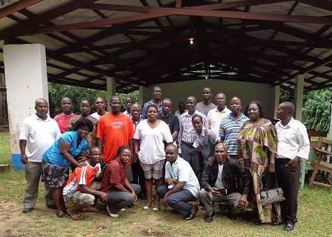 Liberia Publishing Team