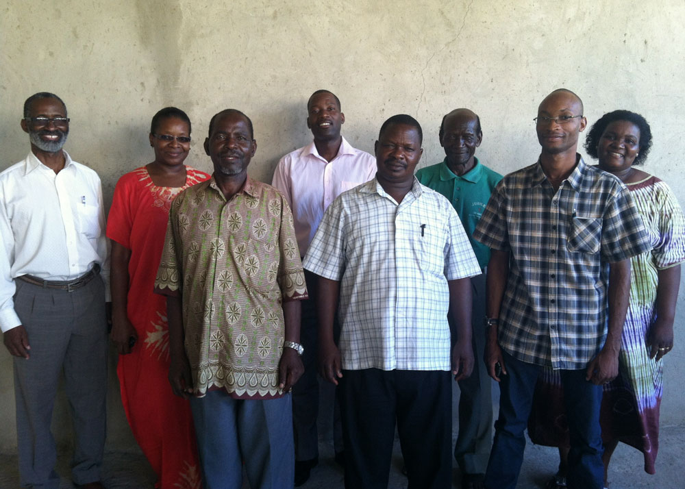 South Mozambique Publishing Team