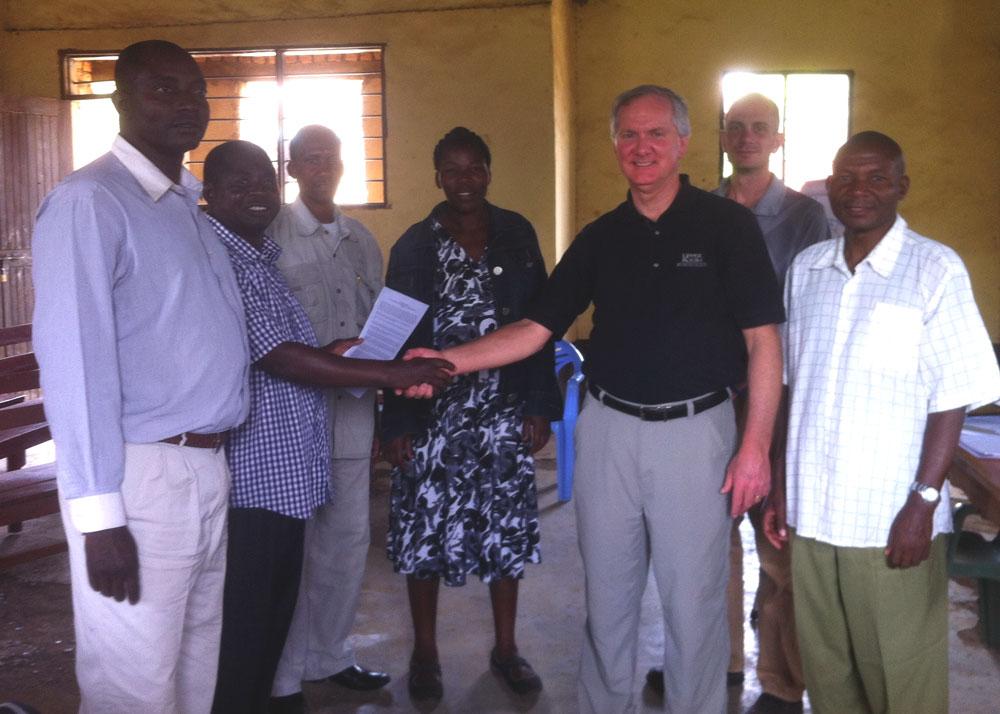 Tanzania Publishing Team