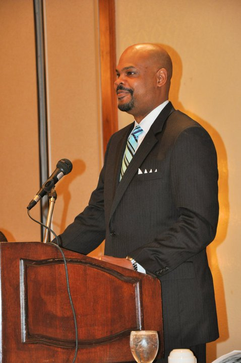 Rev. Junius Boyd Dotson