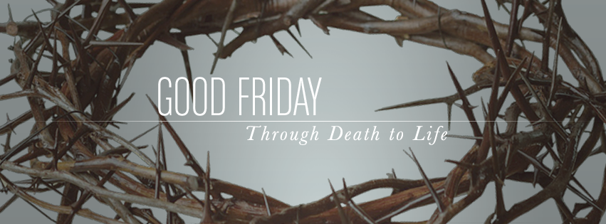 Good Friday Facebook cover
