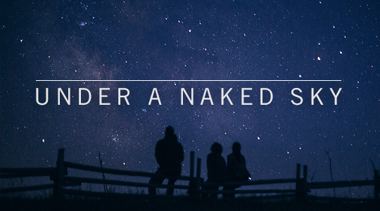 Under a Naked Sky - Scott Hughes