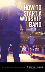 How to Start a Worship Band