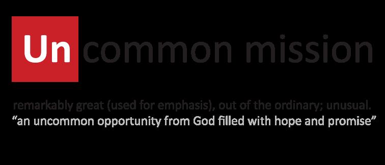 Uncommon Mission
