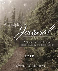A Disciple's Journal Book Cover