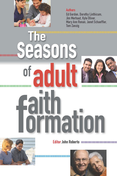 Seasons of Adult Faith Formation book cover