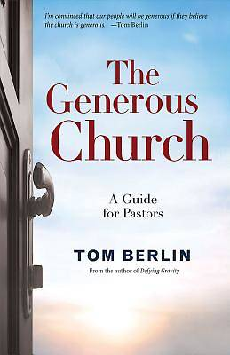The Generous Church by Tom Berlin (book cover)