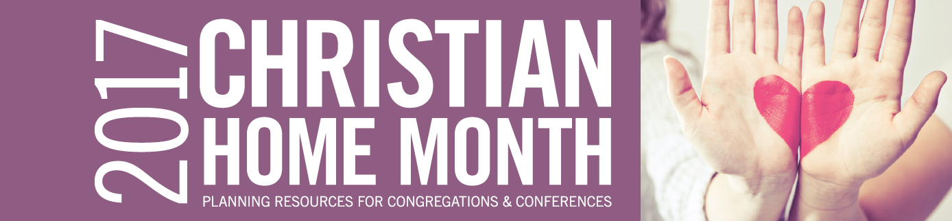 Christian Home Month