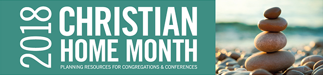 2018 Christian Home Month