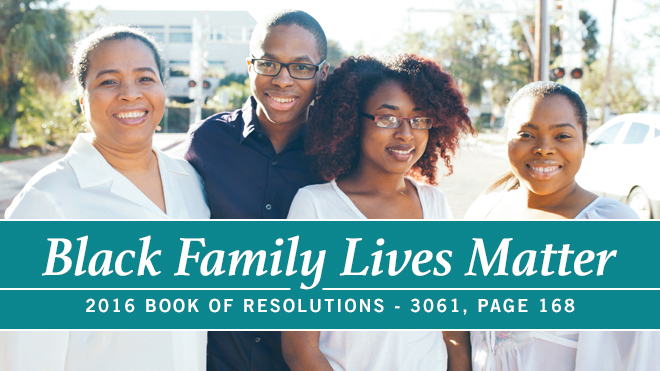 Black History Month 2017 — Black Family Lives Matter