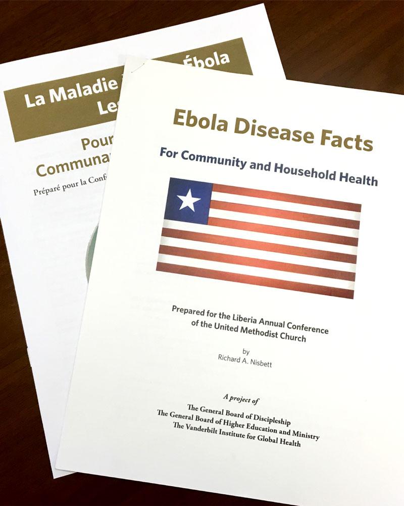 Ebola Booklet - Discipleship Ministries