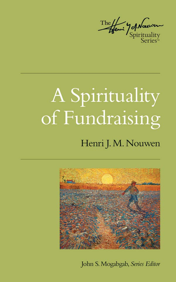 A Spirituality of Fundraising book cover