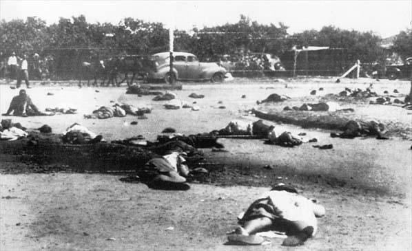 Sharpeville Massacre, South Africa