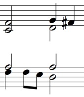 Final Measure modulation examples for You Inhabit the Praise of Your People