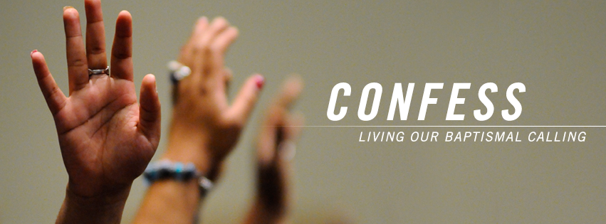 Third Sunday in Lent - Confess Facebook cover