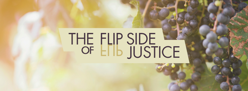 The Flip Side of Justice: Week 2