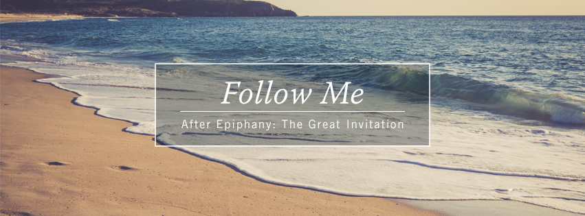Follow Me - Third Sunday after Epiphany Facebook cover