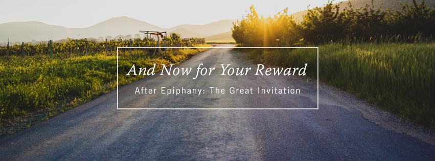 And Now Your Reward - Seventh Sunday after Epiphany Facebook cover