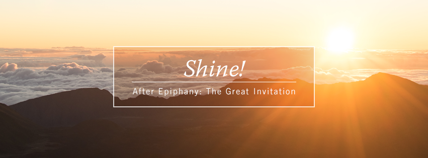 Shine - Eighth Sunday after Epiphany Facebook cover