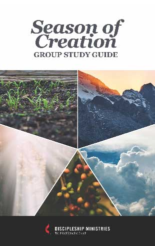 Season of Creation: A Group Study Book cover